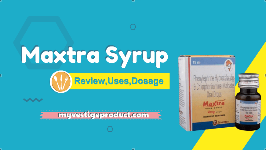 maxtra syrup uses