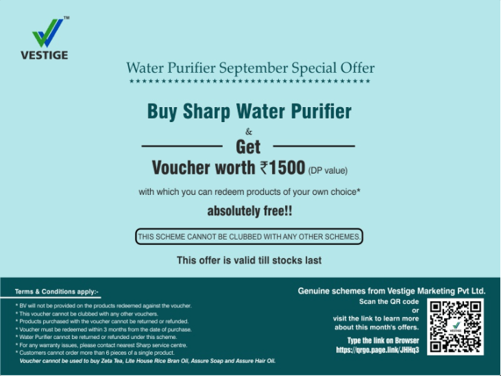 Water Purifier September Special